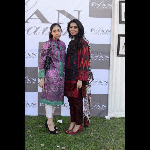 Mahnoor Ellahi Shaikh and Kulsum
