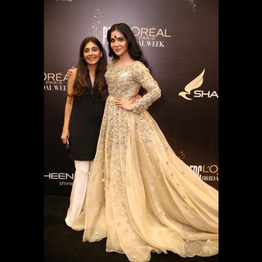 Shamsha Hashwani and Humaima Mallick