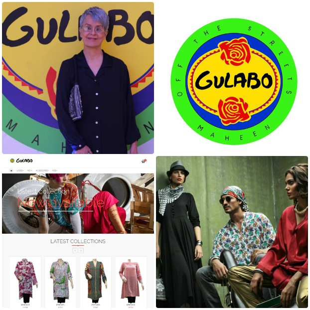 Gulabo celebrates Pakistan Day with the launch of the Gulabo E-store