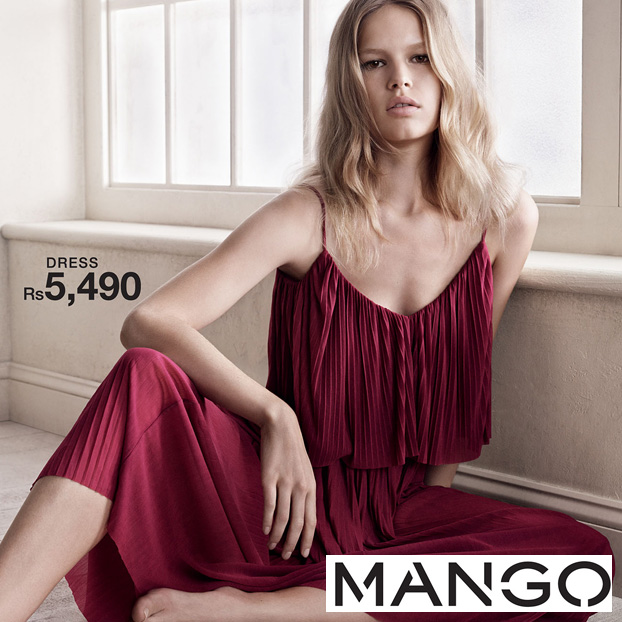 MANGO Spring/Summer'15 April New Arrivals