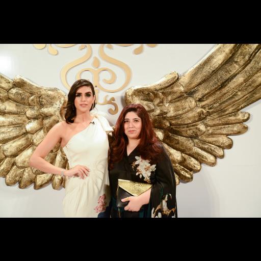Aamna Isani and Anusheh Shahid