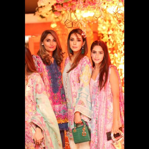 Sidra Akram, Anum Ahmed and Shanzay Sheikh