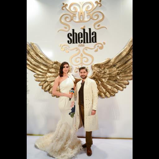 Anusheh Shahid and Zaheer Abbas