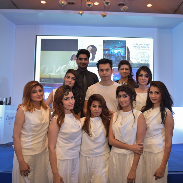 Dove Master Class with Shammal Qureshi
