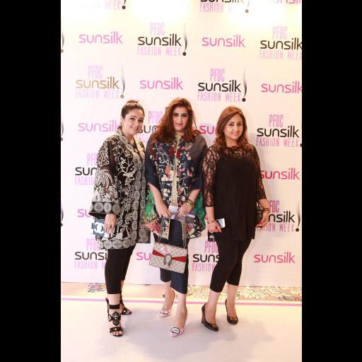 Ayesha, Saira, Sadaf