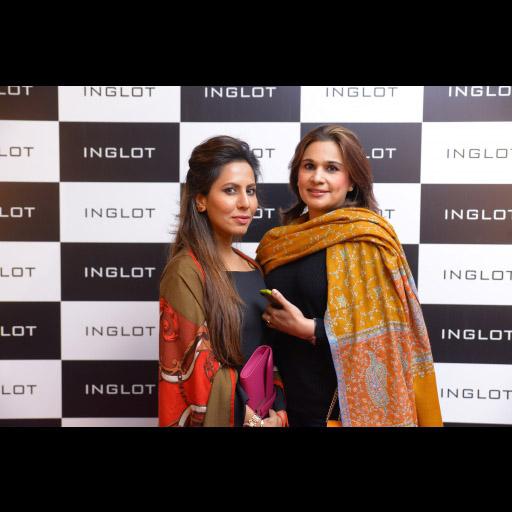 Sobia Nazir and Natasha Ahmed