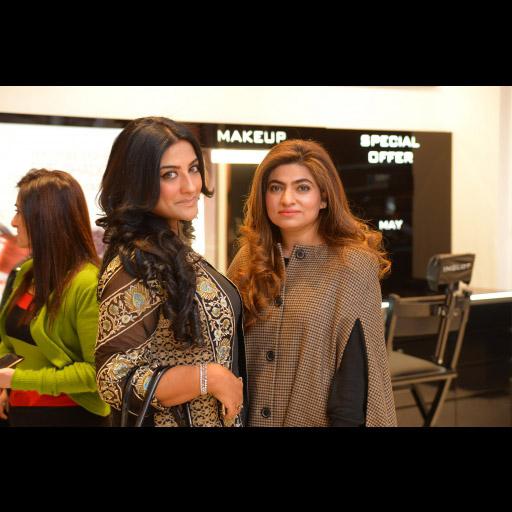 Sofia Syed and Samina Lakhany