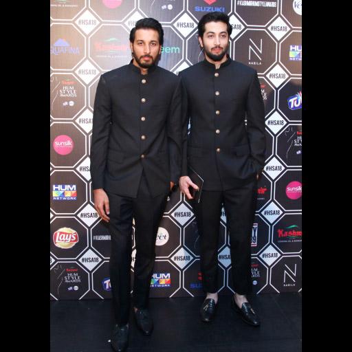 Shayan and Farhan