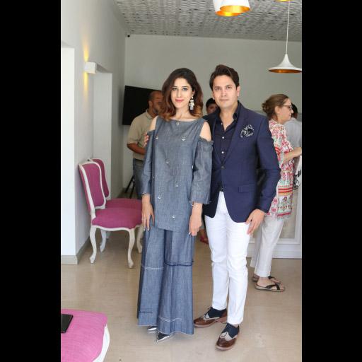 Aden Rehan and Rehan Babar