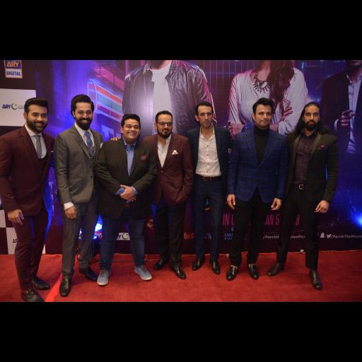 Faizan, Talal, Mojiz, Jerjees Seja, Shafqat, Usman