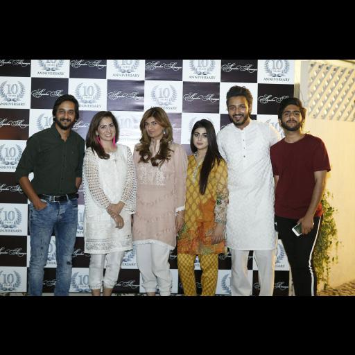Ahmer Zahid, Somaya Adnan, Ayesha Sohail, Tanzeela Khan, Amjad Bhatti, Ghazi Khan