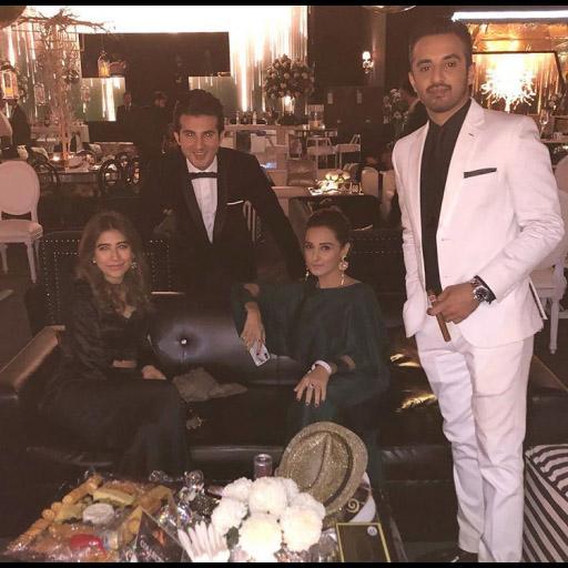 Syra Shahroz, Shahroz Sabzwari and Momal Sheikh