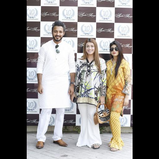 Amjad Bhatti, Amna Monnoo, Tanzeela Khan