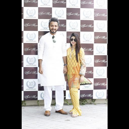 Amjad Bhatti, Tanzeela Khan