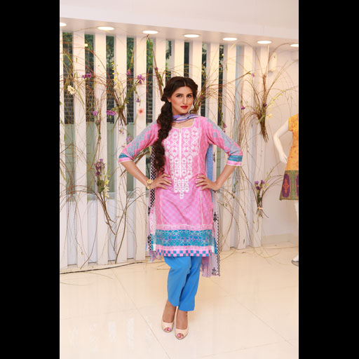 Hina Malik in House of Zoe