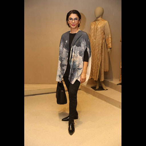 Nabila Maqsood wears Manora