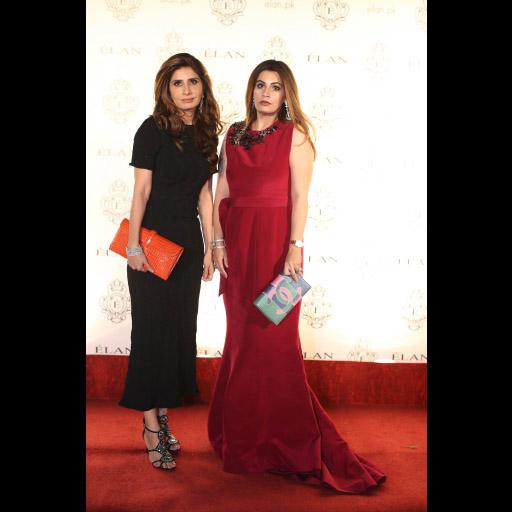 Erum Ahmed and Aleena Raza