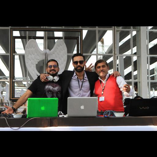 DJ Hussain DJ Shakil DJ Mehbood