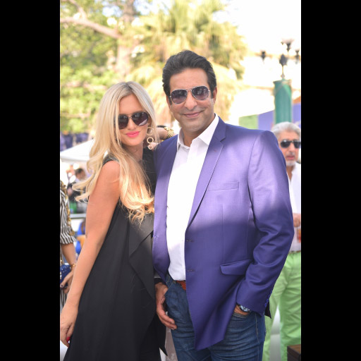 Shaniera and Wasim