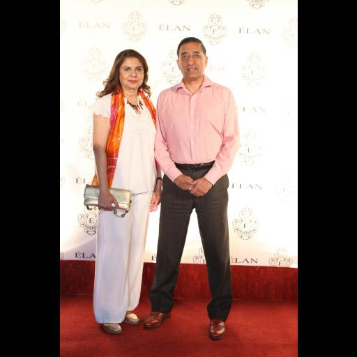 Farzana and Ashiq Qureshi