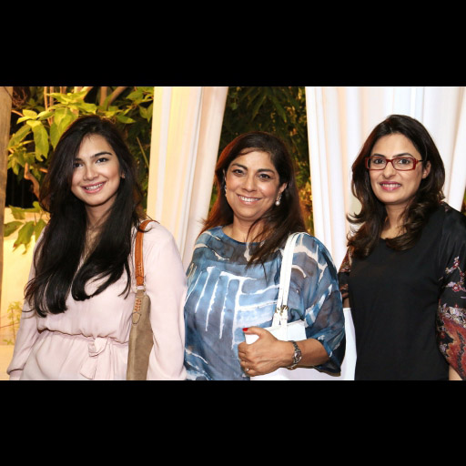Atika rehman, Fareshteh and Salima Fareesta