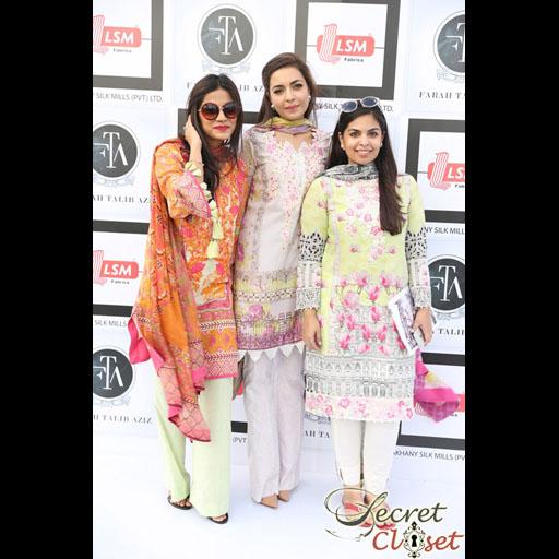 Natasia Khalid, Maliha Aziz, Anusha Bawany