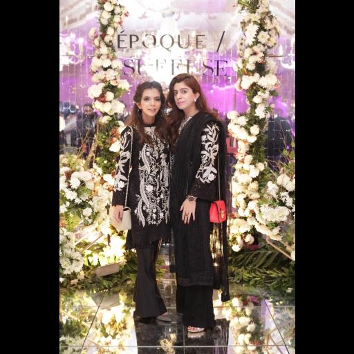 Shireen Rehman and Mehak Elahi