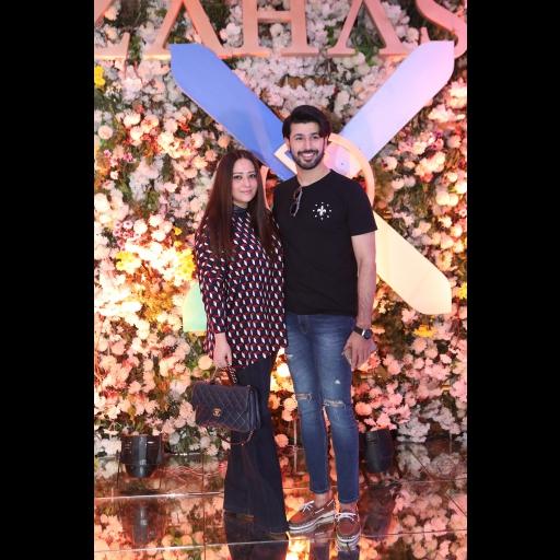 Momina Nael and Nael Ahmed