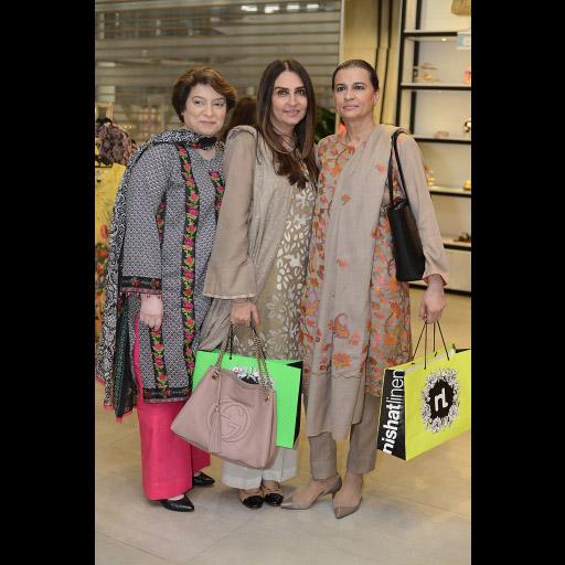 Dr Shahida Khhawaja, Aamna Taseer, Talat Kamran