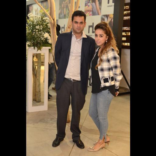 Hassan and Iqraa Mansha