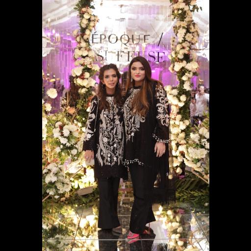 Shireen Rehman and Sana Yasir