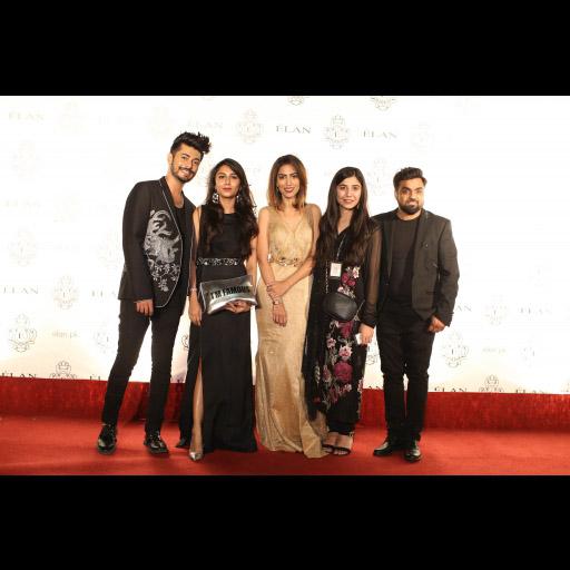 Hassan, Shahrukh, Natasha, Myrah and Farhan