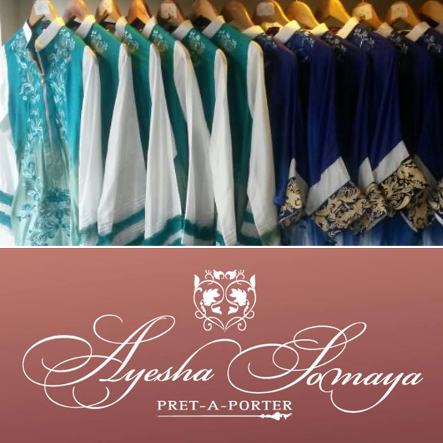 Ayesha Somaya Annual Clearance Winter Sale!
