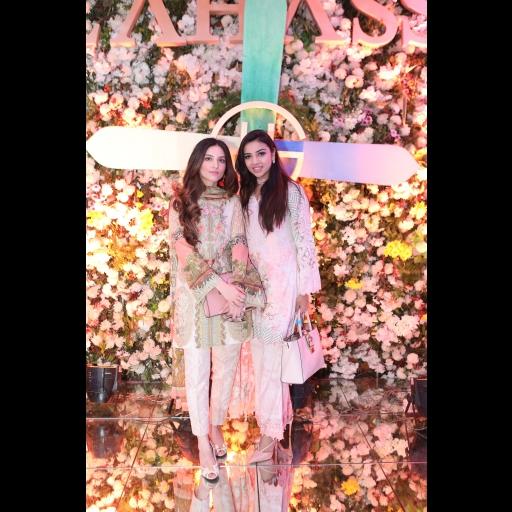 Numra Waqas and Meenal Qadir
