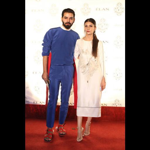 Hussain Rehar and Abiha Akhlaq