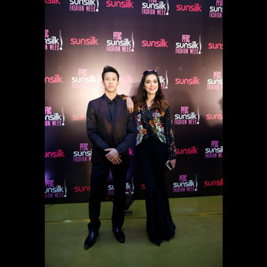 Kent S Leung and Mansha Pasha