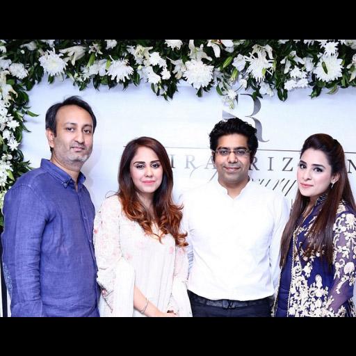 Rizwan Naqvi, Saira Rizwan, Jehanzeb Ahmad, Fatima Jehanzeb