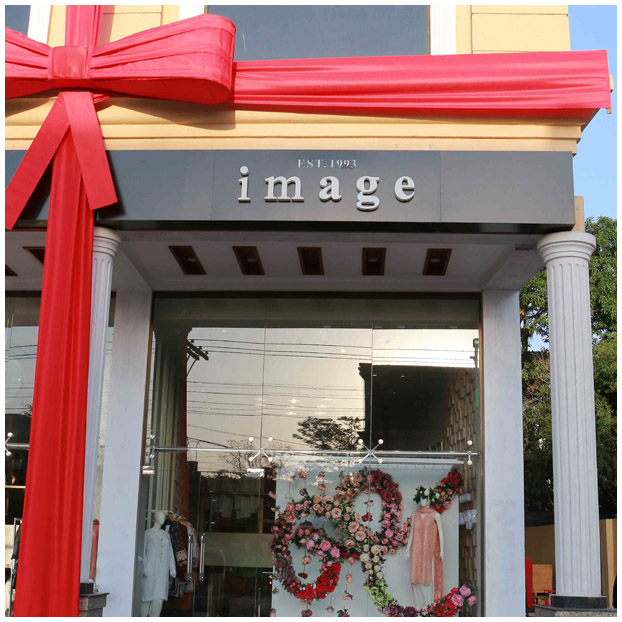 Image Fabrics Store opens in Lahore!