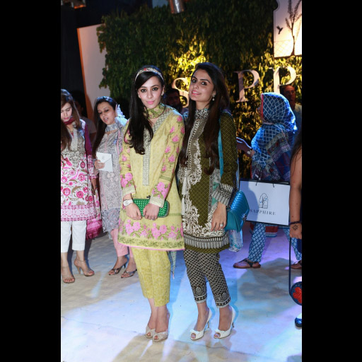 Zainab Salman and Rushna