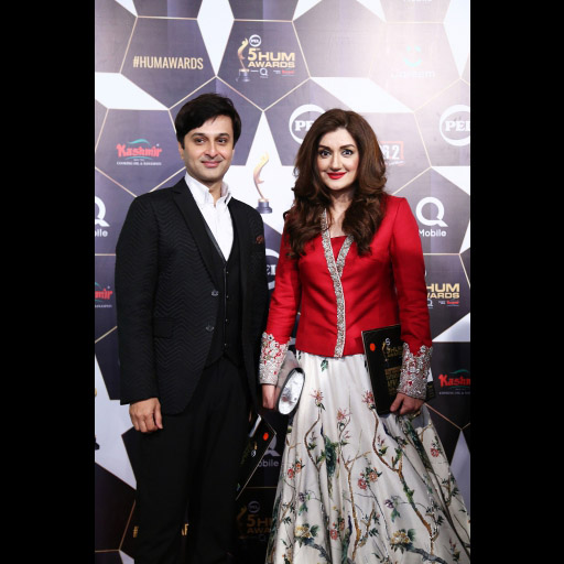 QYT and Ayesha Sana