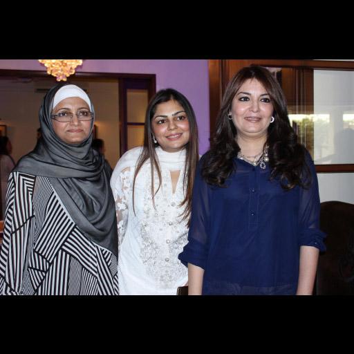 Nighat Misbah, Zainab Chottani