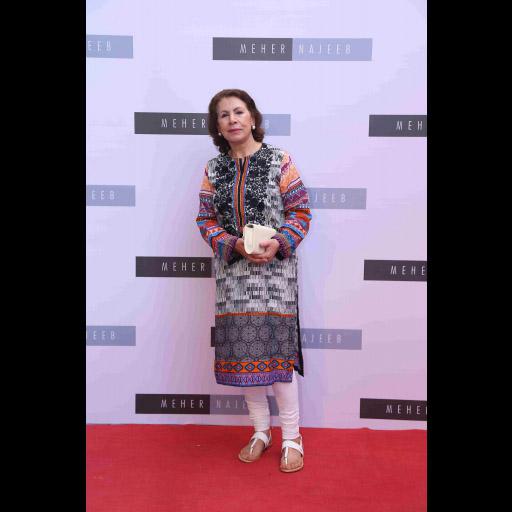 Mrs. Musharraf