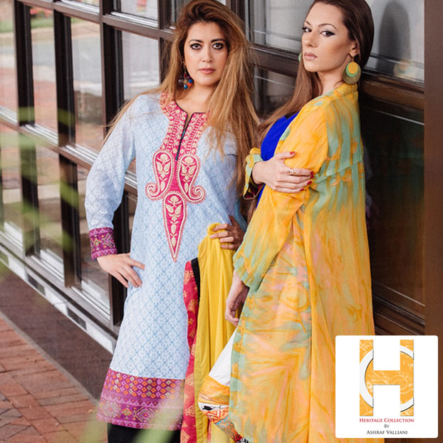 Heritage by Ashraf Valliani Eid Collection