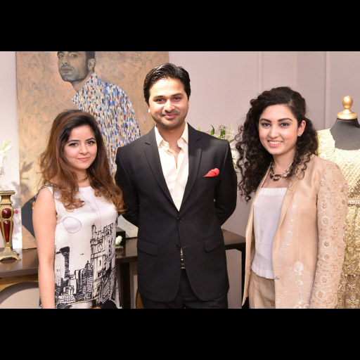 Emaan with Ali and Rabia
