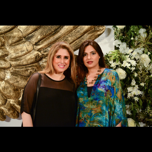 Tehmina Khalid and Salima Feerasta