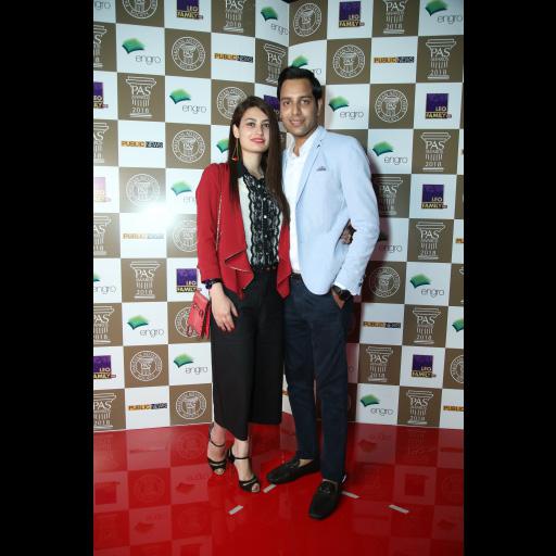 Saman Saeed and Aizaz