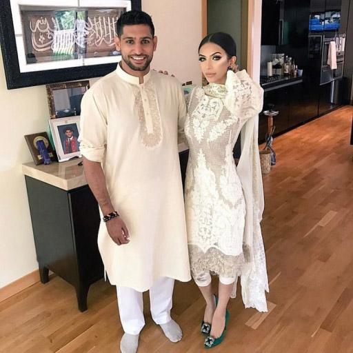 Faryal Makhdoom looks gorgeous in Sana Safinaz on Eid