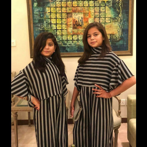 Cuties twinning in Neelo Allawala