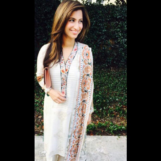 Saira spotted in Shehla Chatoor in Houston