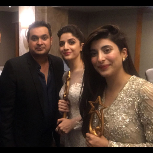 Ali Malik organizer IPPA, Mawra and Urwa